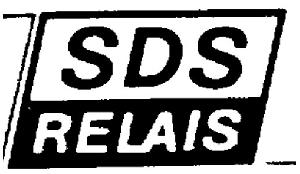 SDS RELAIS